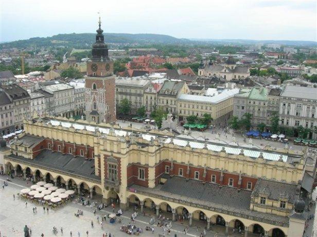 qu ver en cracovia turismo en polonia